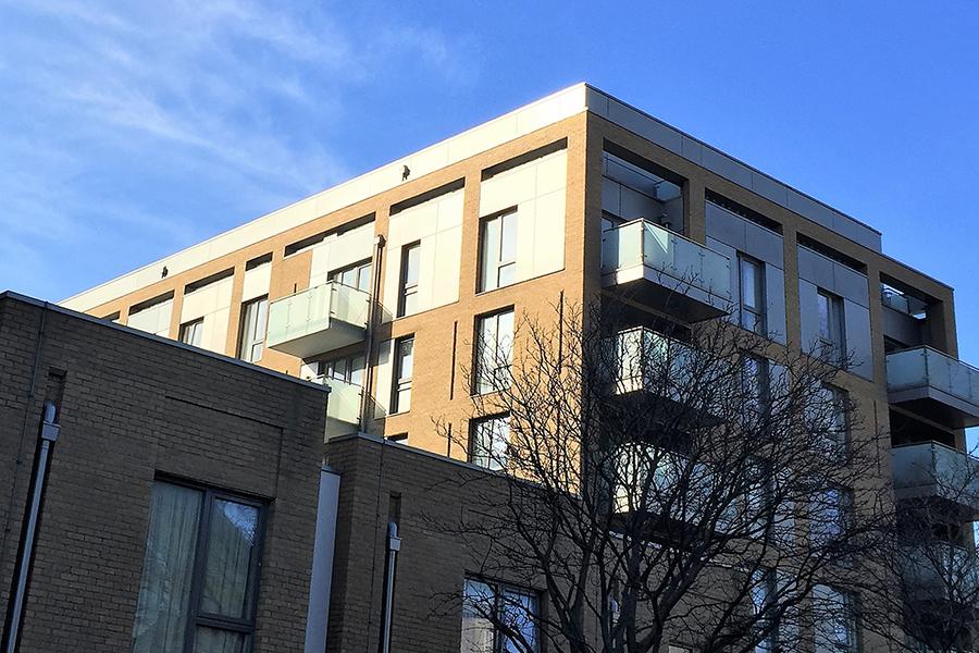 Stockwell Park Estate, London