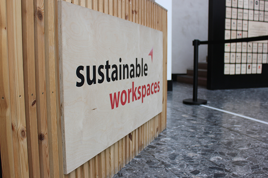 Sustainable Workspaces