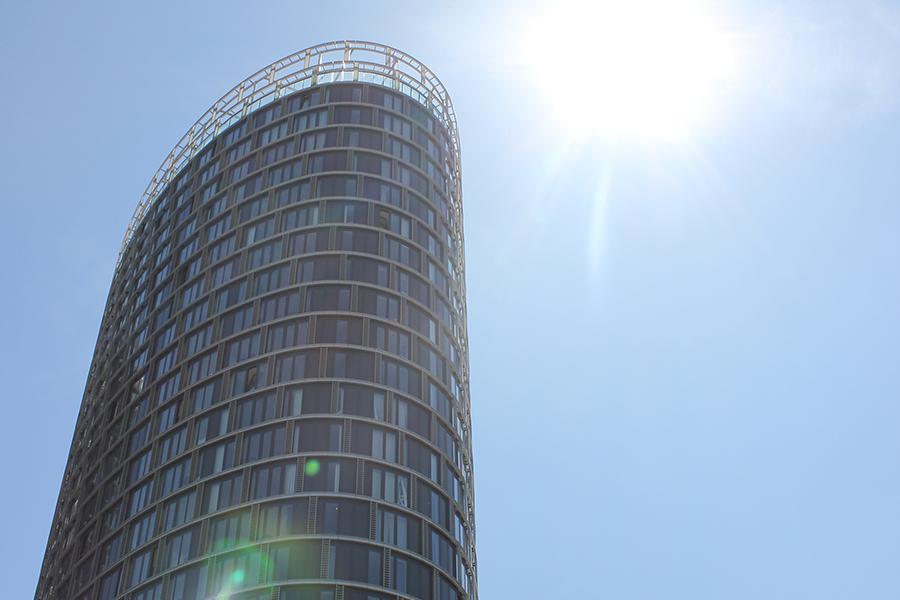 Unex Tower, Stratford
