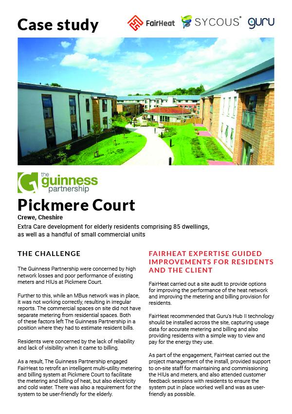Pickmere Court